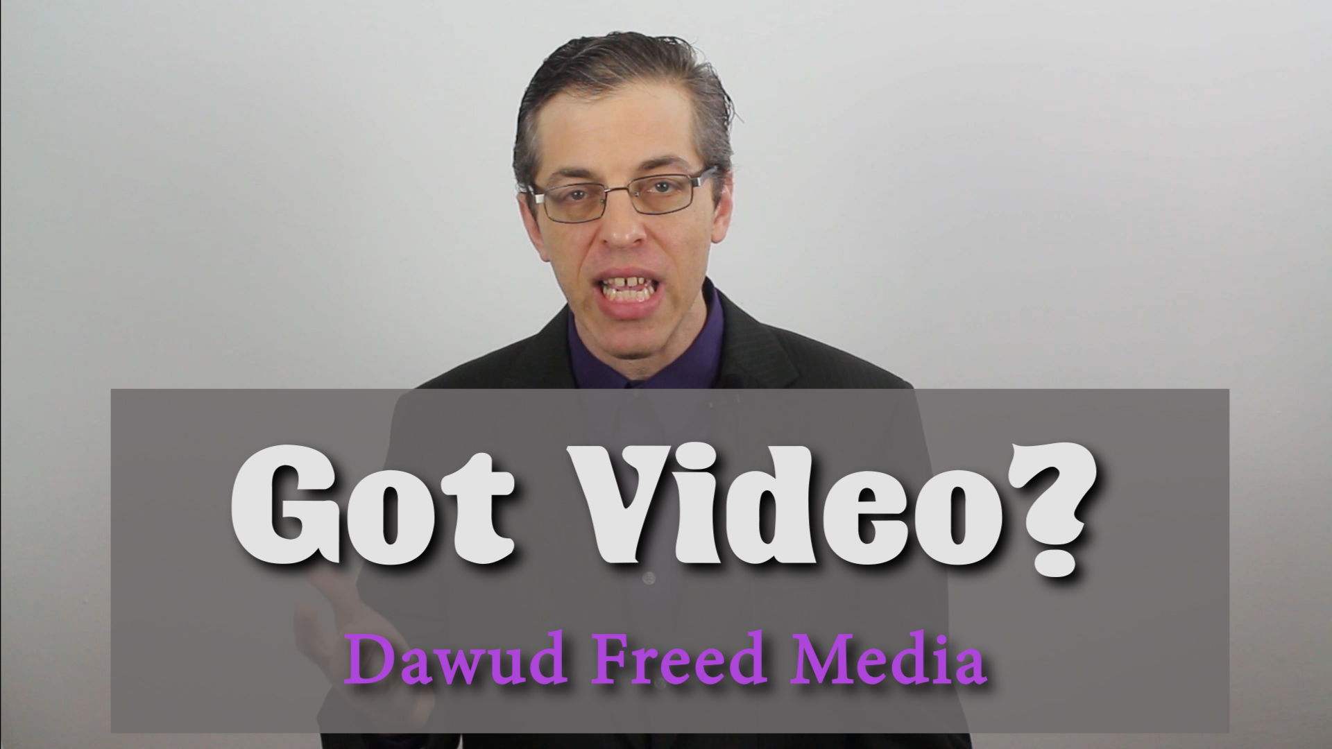 Dawud Freed Media Got Video